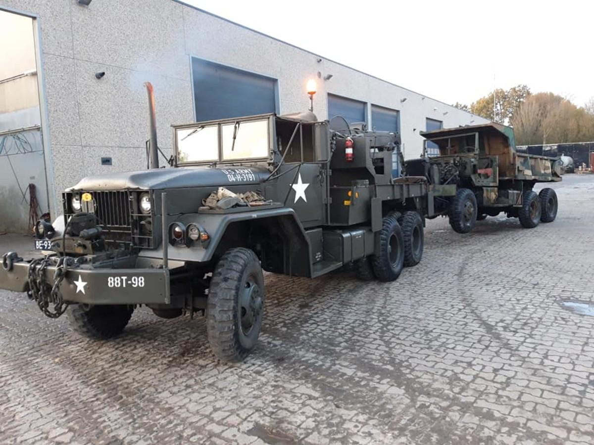 M62 Wrecker Ron van Meeteren