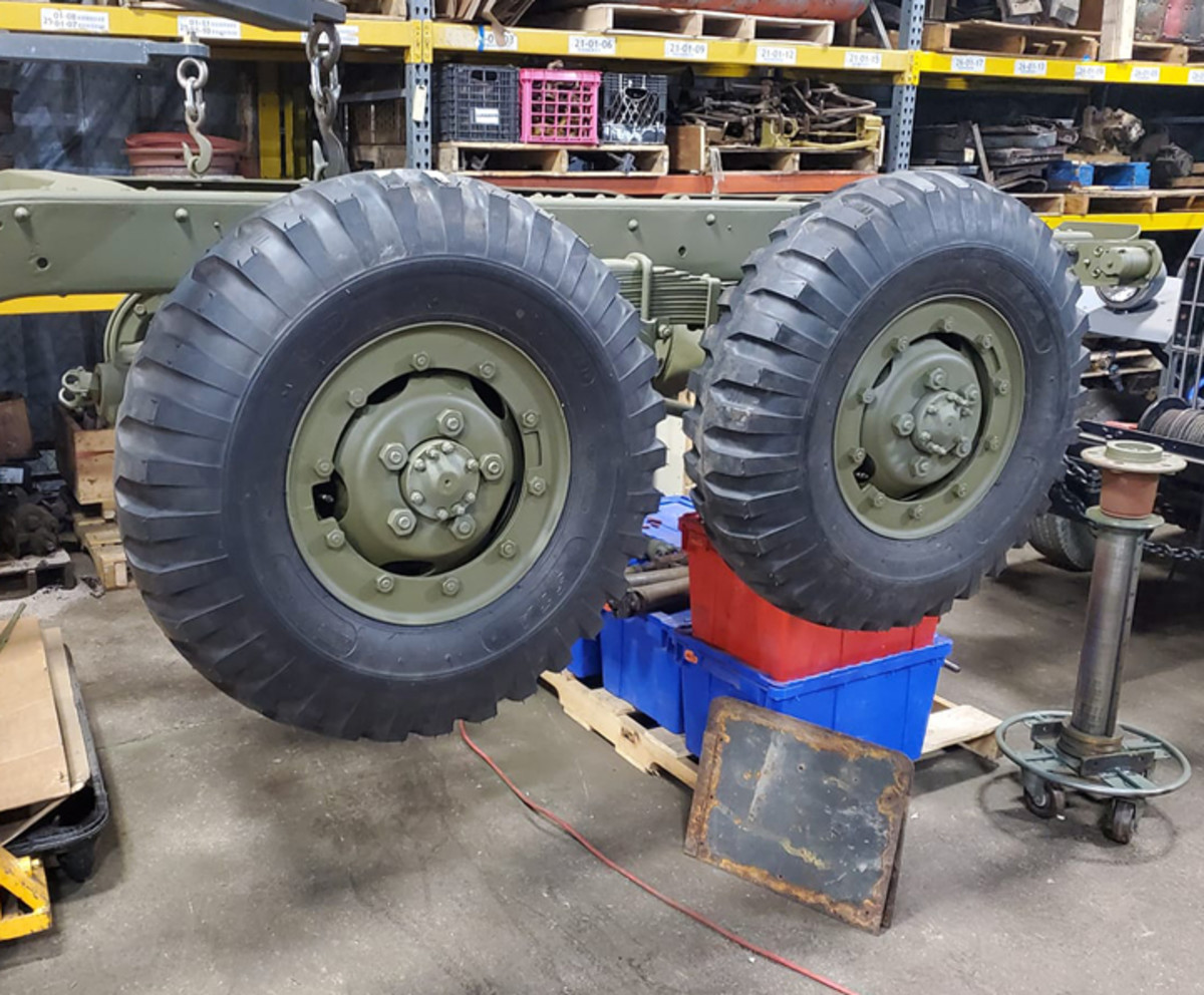 WC-62 tires