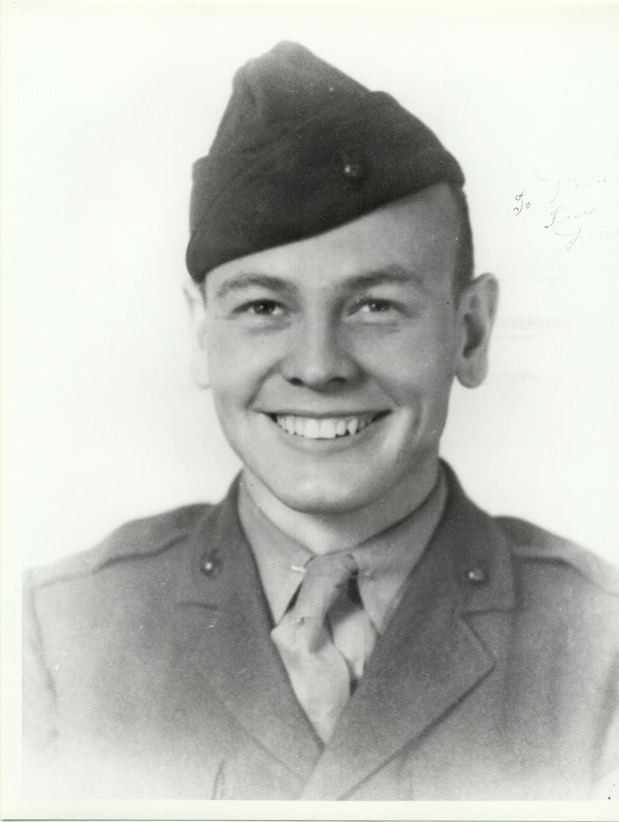 Darrell Samuel Cole, USMC.