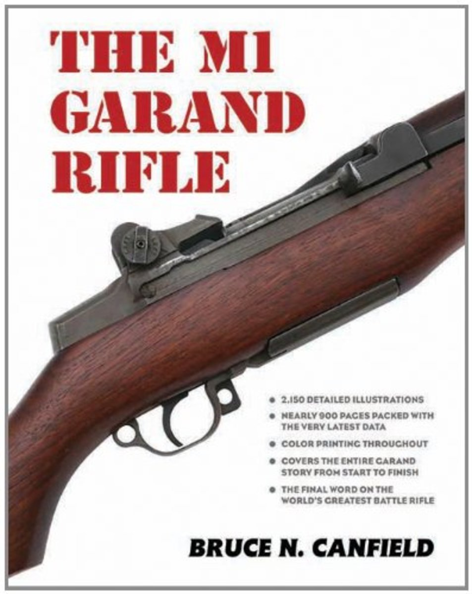 The M1 Garand Rifle published at $95