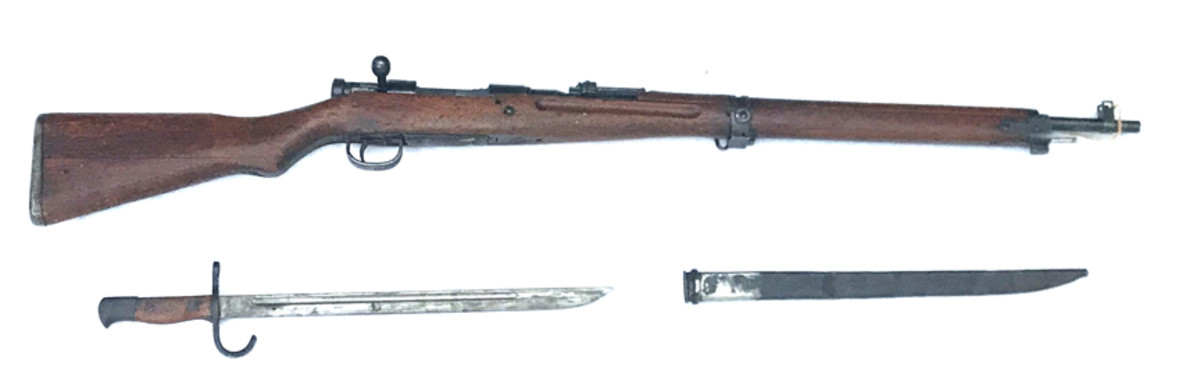 The Type 99 is one of the most commonly found WWII Japanese military rifles.