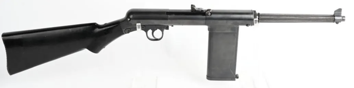Smith & Wesson Model 1940 Light Rifle Mark 1, 9mm, Serial No. 449