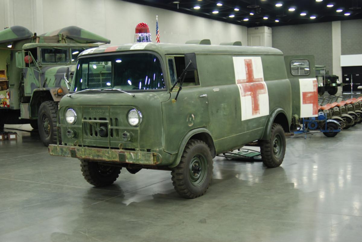 M679 ambulance