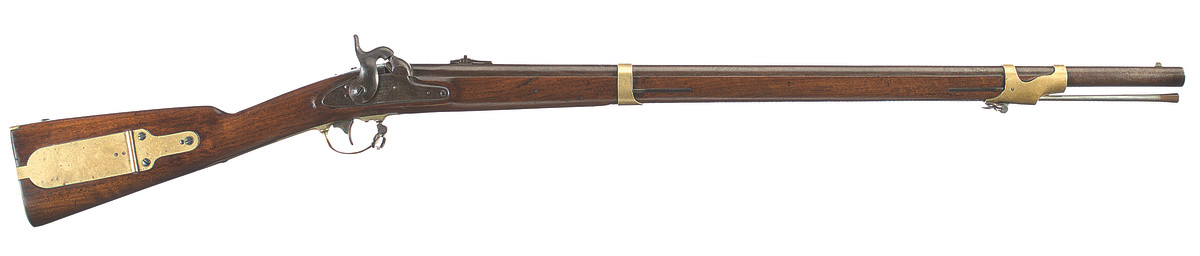 On February 18, 1845, the firm jointly owned by Samuel E. Robbins, Nicanor Kendall and Richard S. Lawrence received a contract for 10,000 Model 1841 rifles.