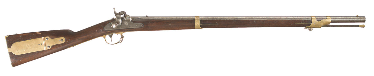 Samuel Robbins and Richard Lawrence of Windsor, Vermont, (successors to the manufactory, Robbins, Kendall & Lawrence) received a contract on January 5, 1848, to produce 15,000 Model 1841 rifles at the rate of 3,000 a year.