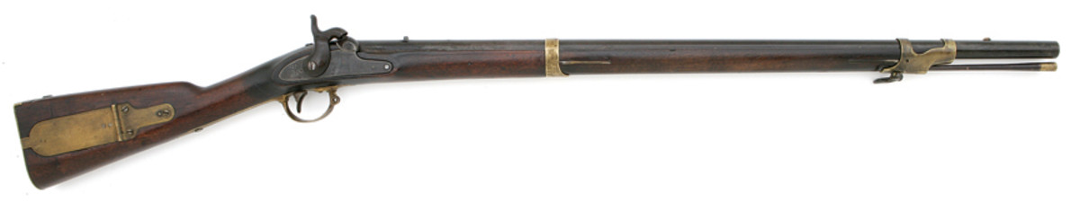 Made by Palmetto Armory, Boatwright & Glaze, proprietors, Columbia, South Carolina, 1852-1853. Total production: 1,000.