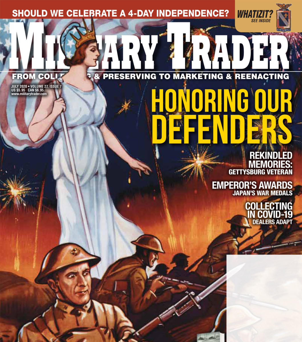 Subscribe to Military Trader: https://mlt.pcdfusion.com/pcd/Order?iKey=C**F41