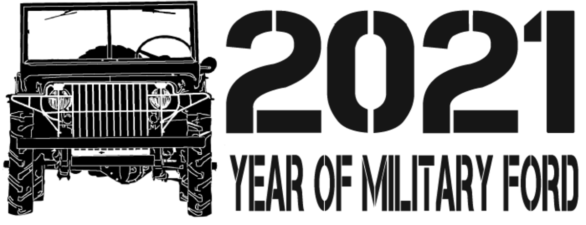 Logo: 2021 Year of the Military Ford