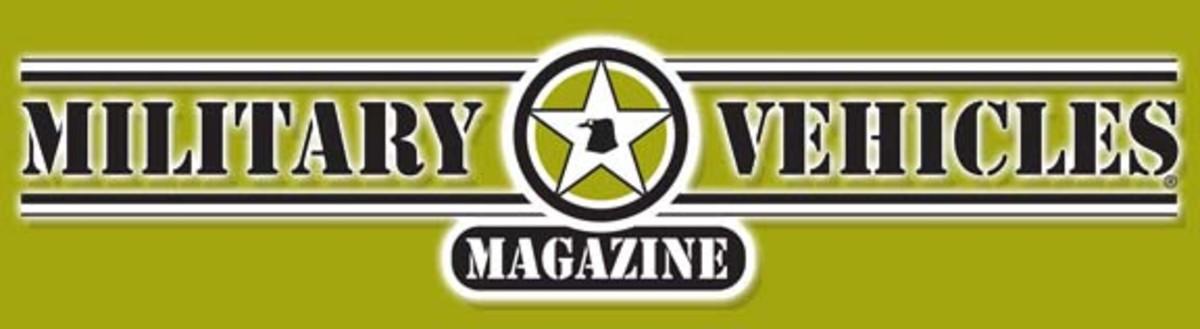 Logo of Military Vehicles Magazine