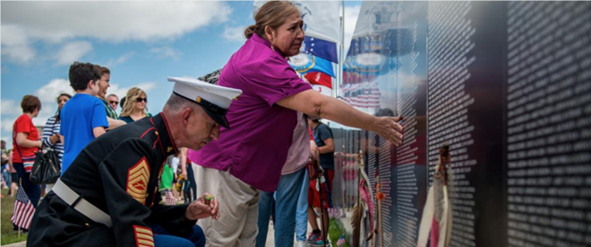 National Vietnam Veterans Day Ceremony