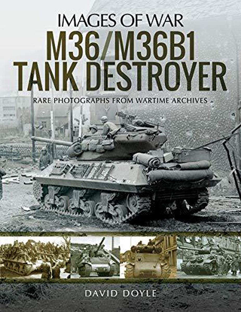 M36-M36B1 Tank Destroyer