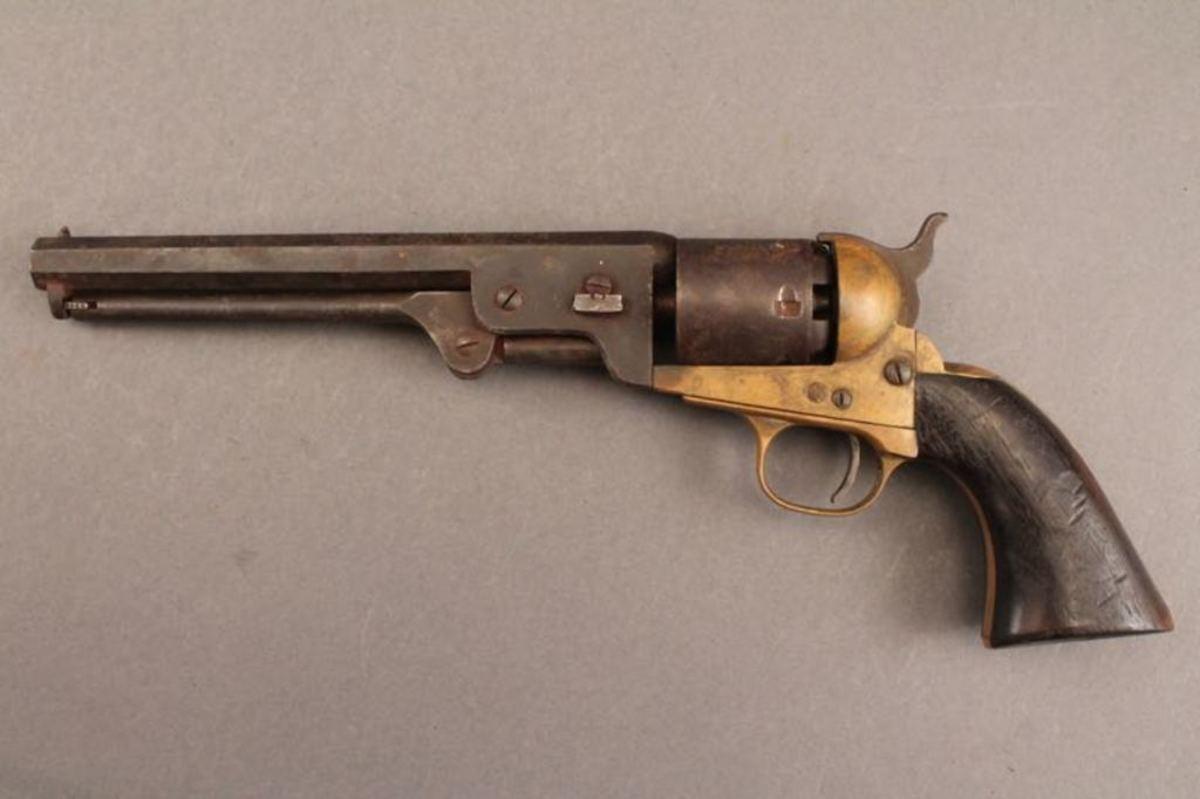 Schneider and Glassick revolver