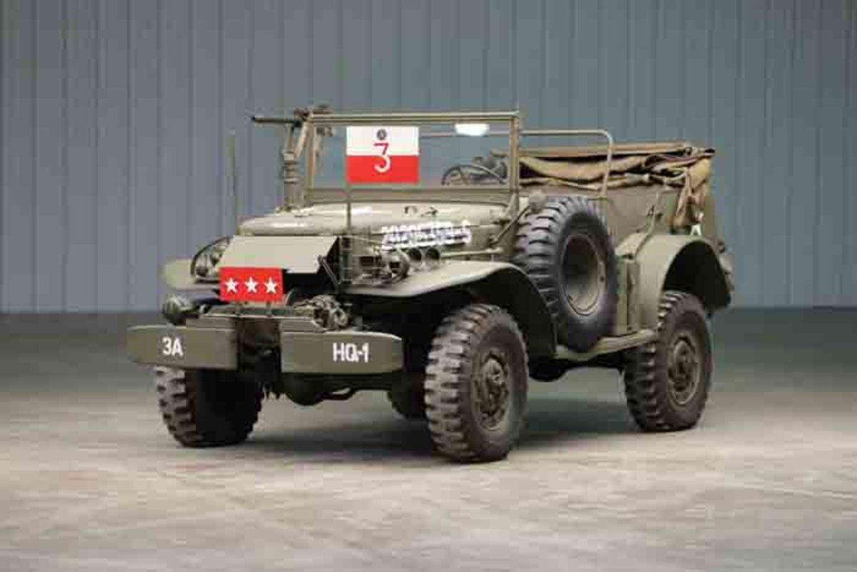 Patton Jeep