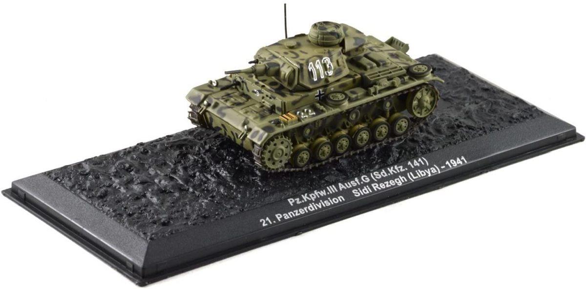 PzKpfw II, Ausf G, Libya 1941--$14.99