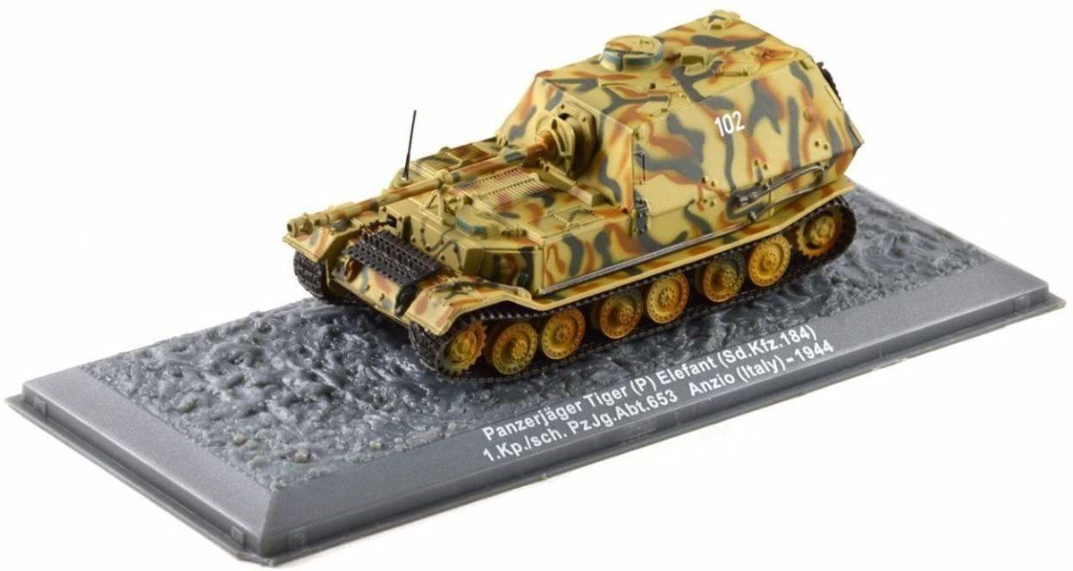 Panzerjaeger Tiger P Elefant--$14.99. Add David Doyle's Elefant in Action for just $13 more