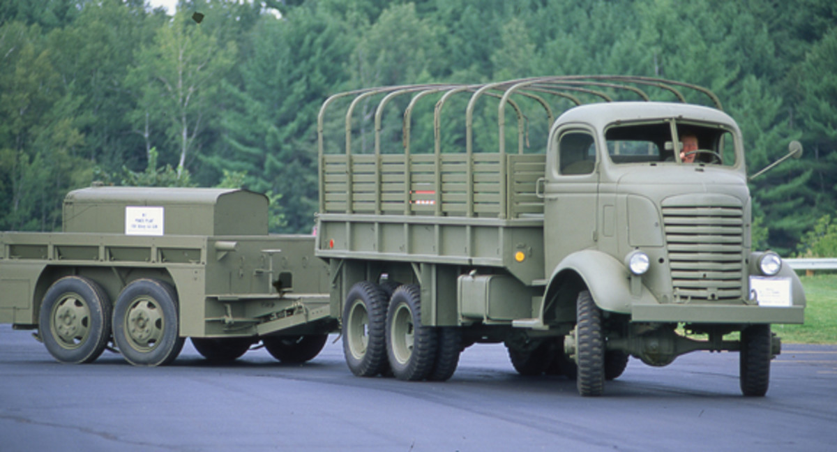AFKWX 352 with generator trailer