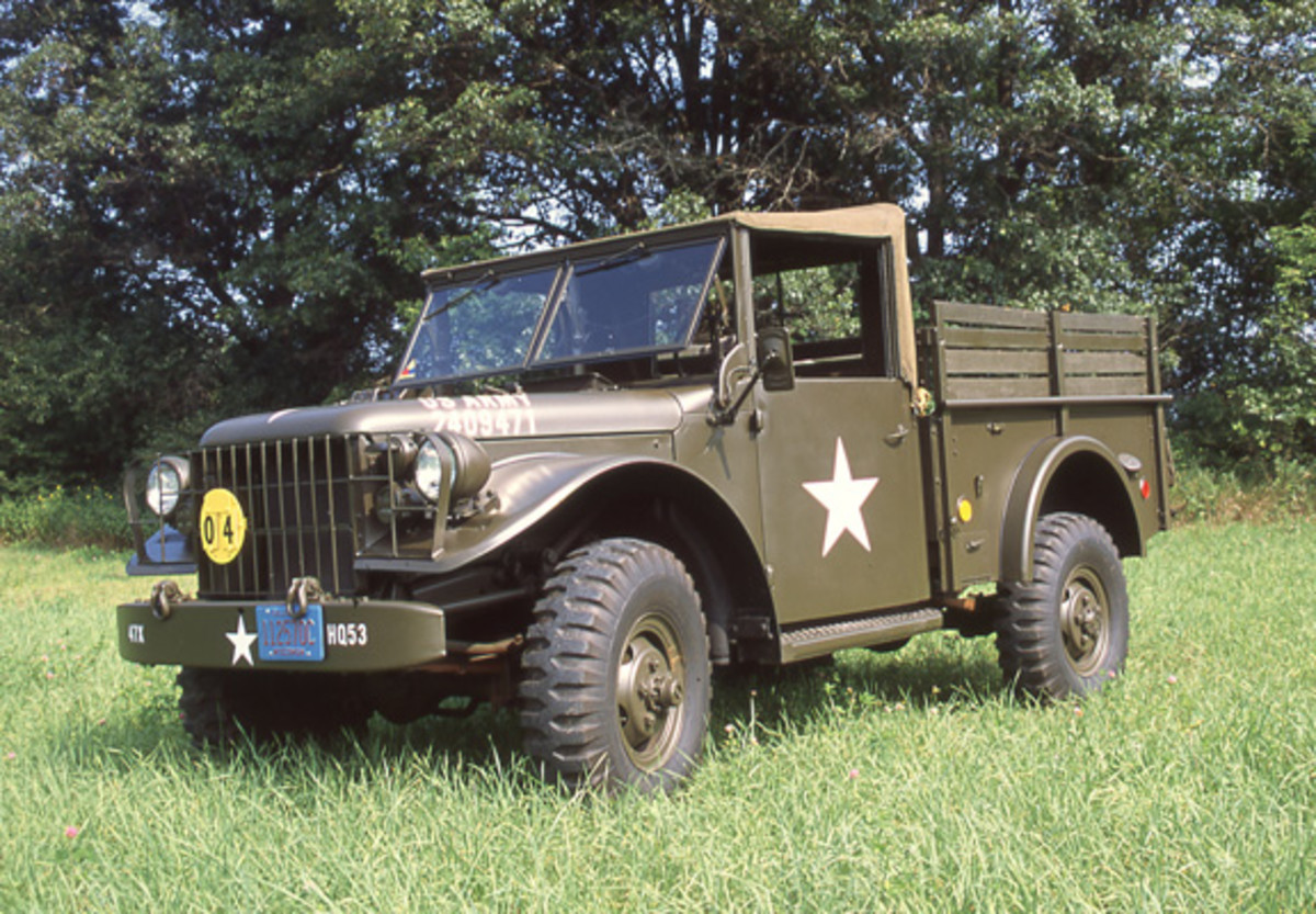 M37 restored by Garry and Deb Rosenow