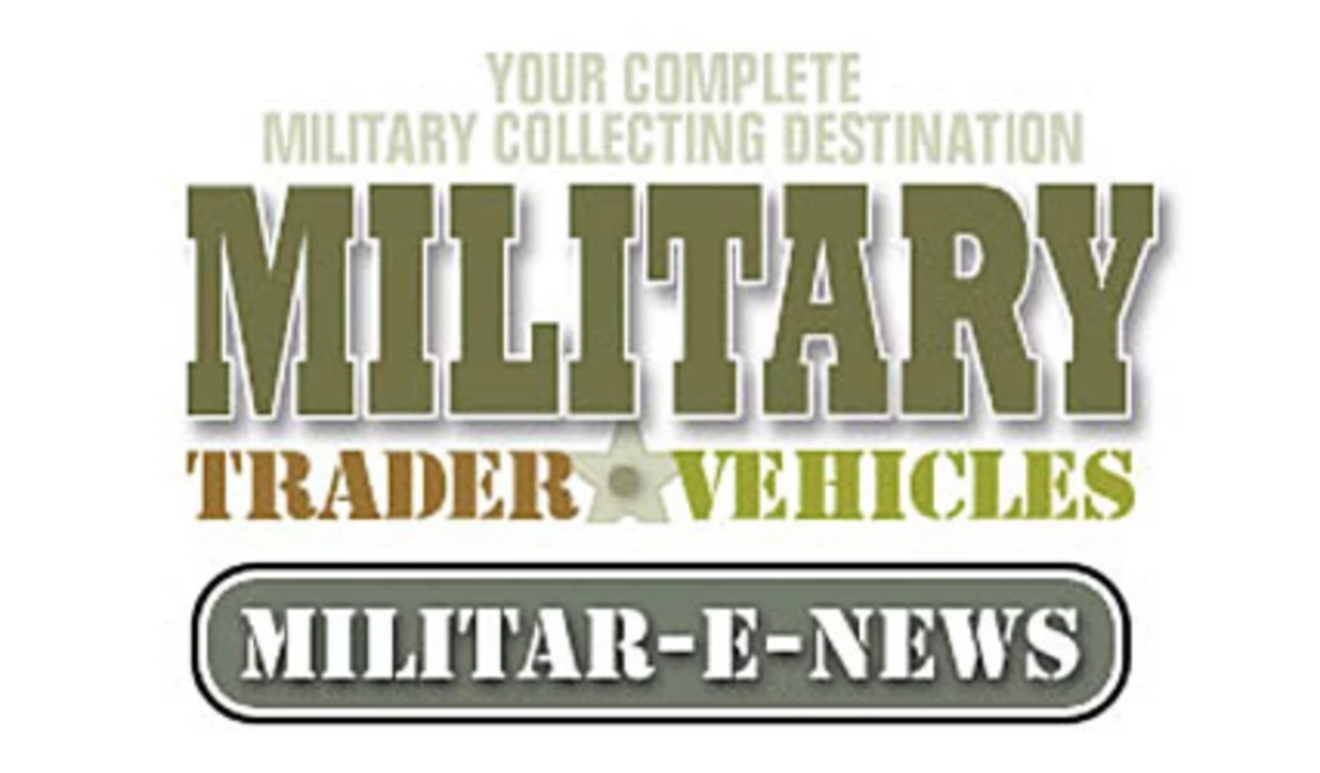 Receive our FREE weekly Militar-E-News