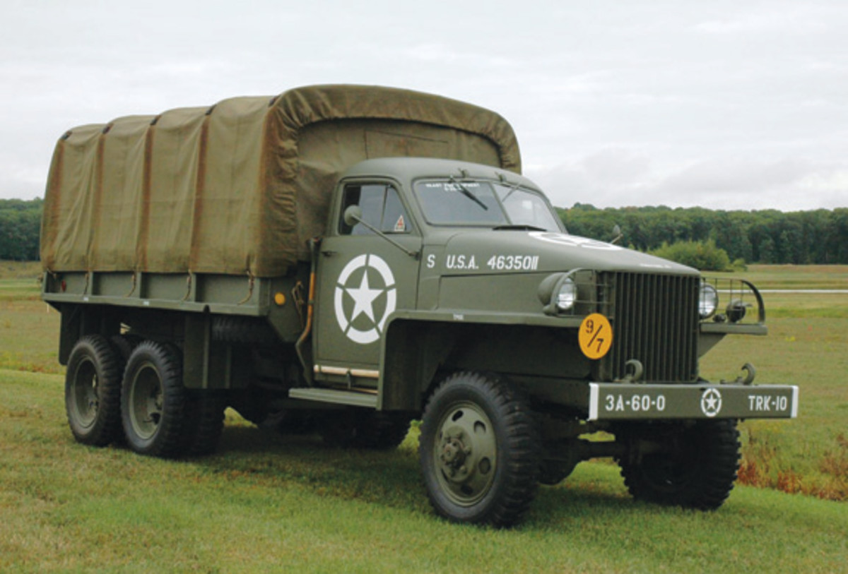 Restored US6 by Spooner Military Vehicle Preservation Group
