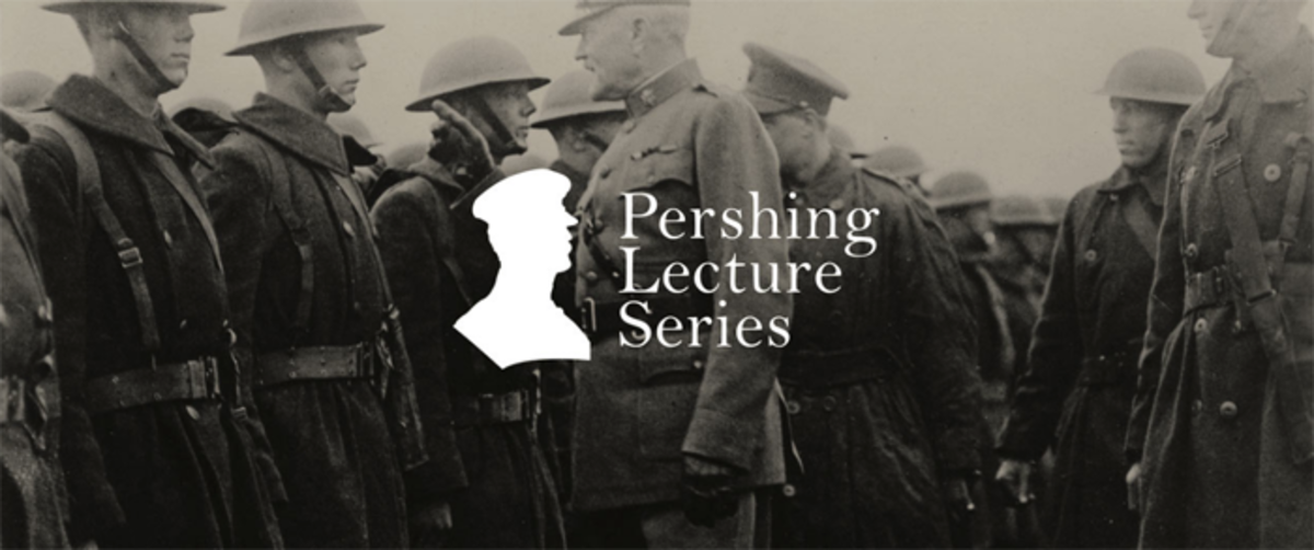 Pershing Lecture Series