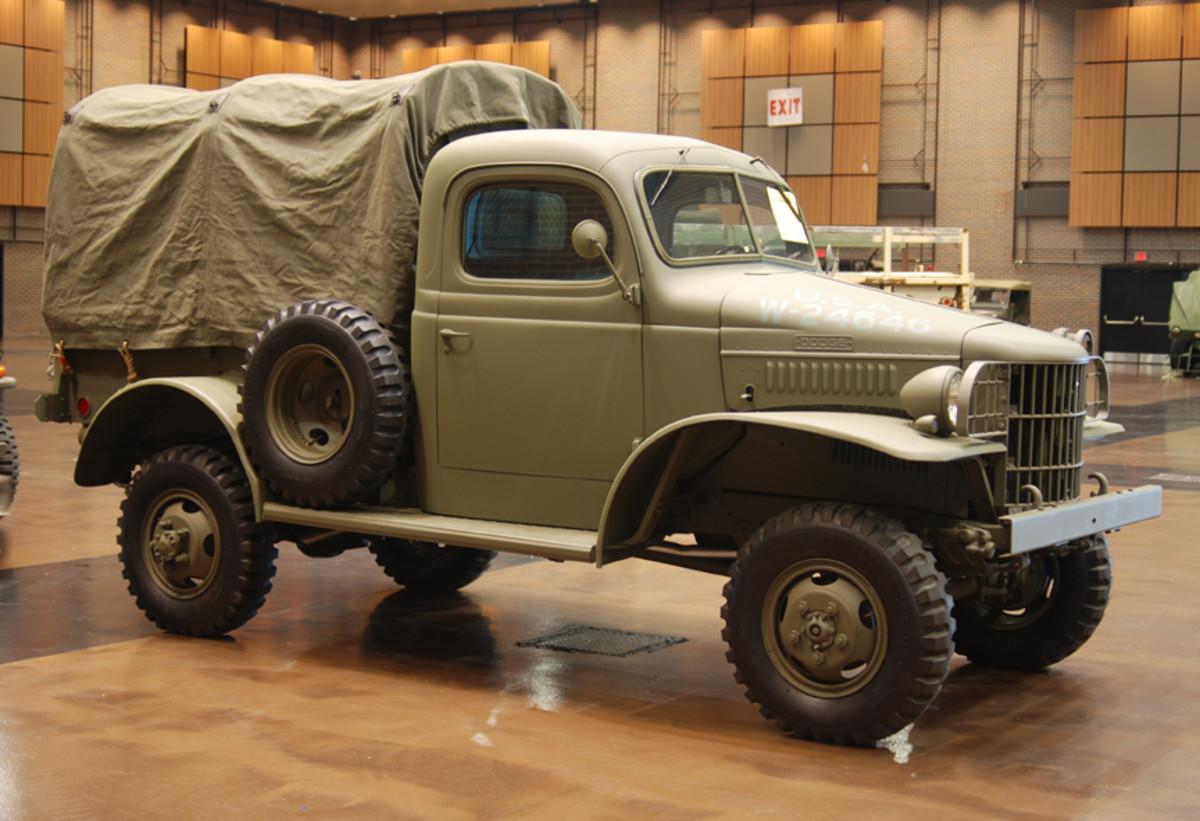 Phillip Huffman 1940 Dodge WC-1