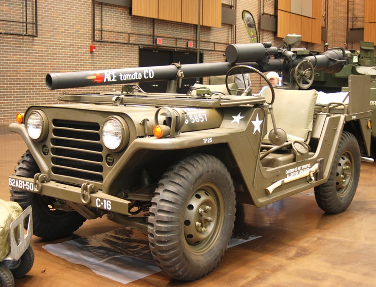 John Murray, Ford M151A1C