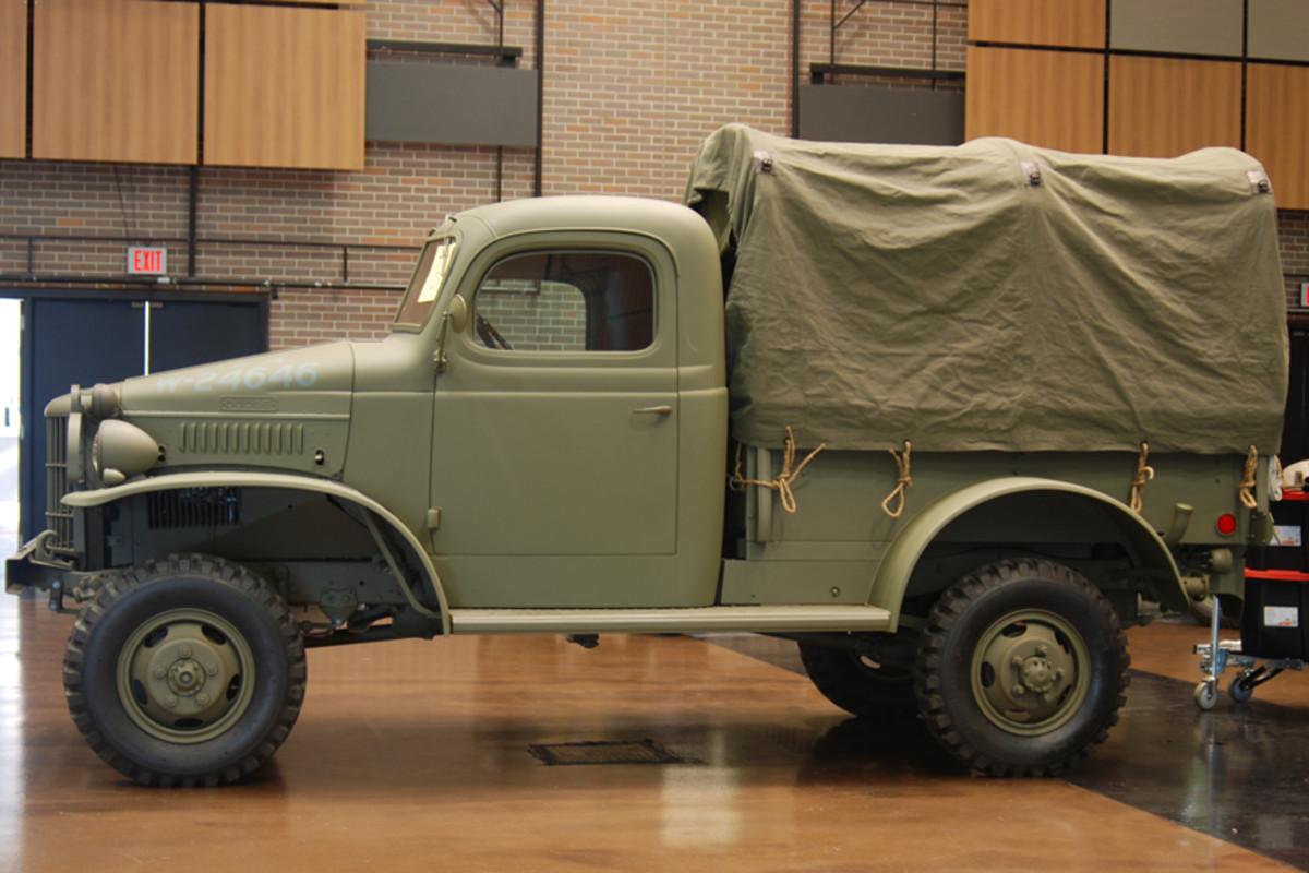 Phillip Huffman, 1940 Dodge WC-1