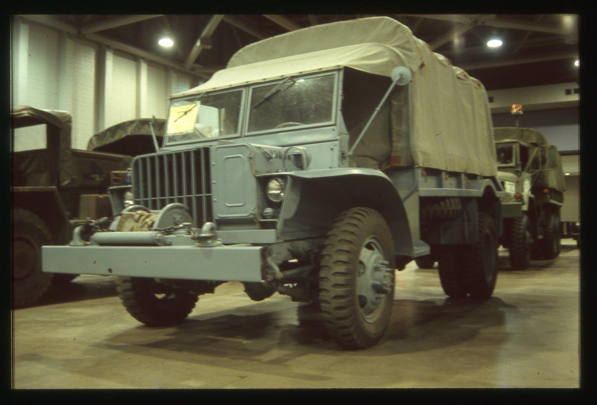 Bob Brown's 1943 GTB.