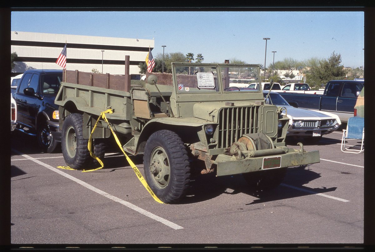 Jeff Jone's 1943 GTB.