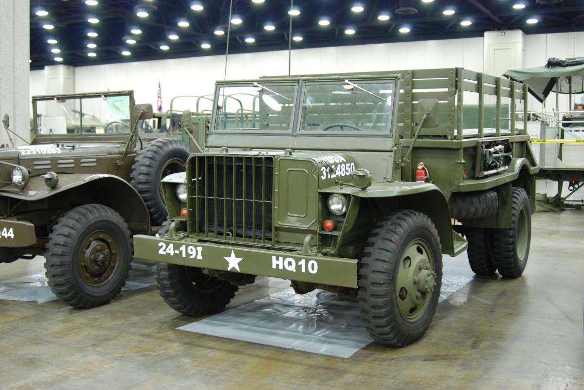 Gene Spicer's 1943 GTB.