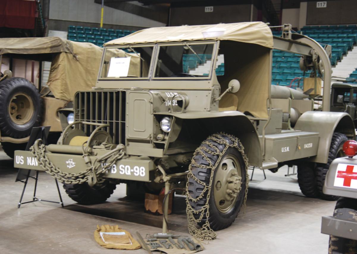 Bill Scott's 1943 Ford GTB