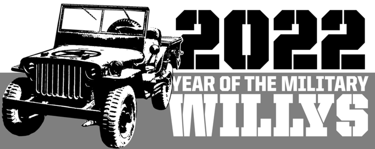Throughout all of 2022, MVM is celebrating the Year of the Willys-based Military Vehicle. Join the celebration! Send your photo to YOMW