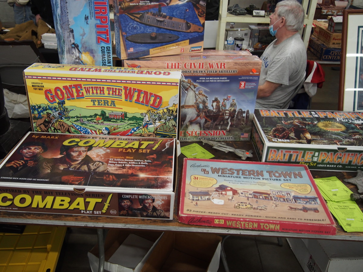 Playsets truly bring out the little kid in every collector.