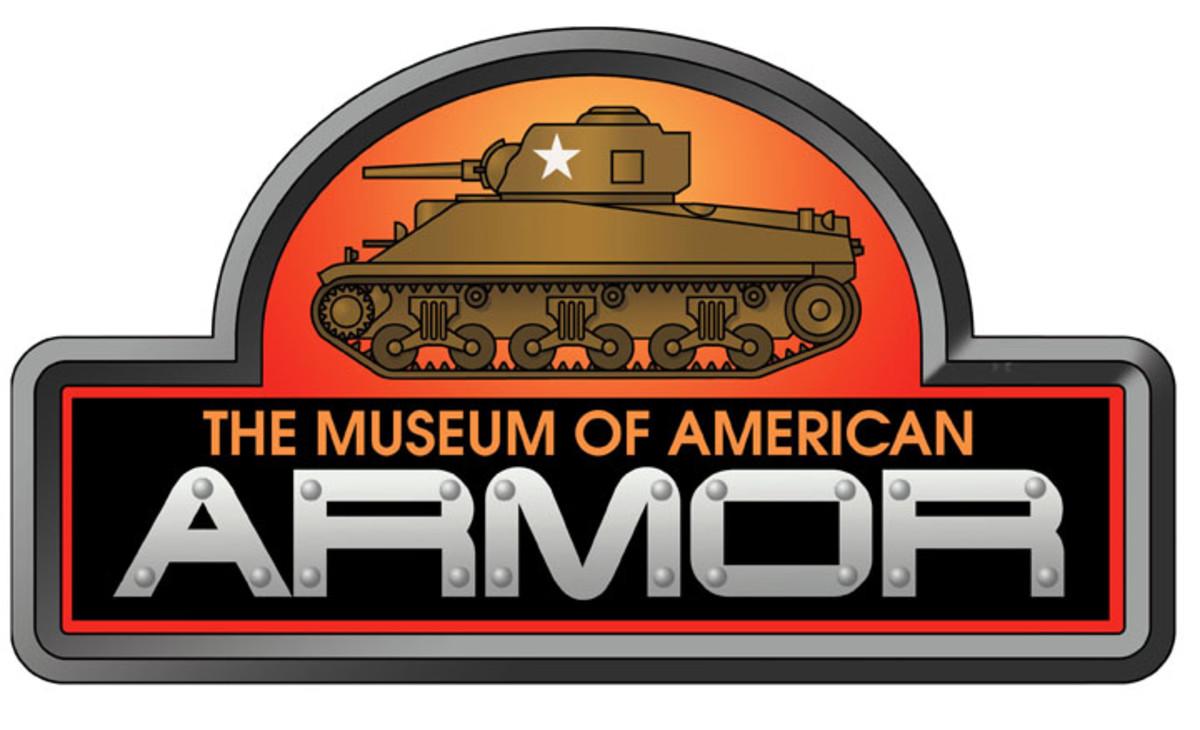 Sherman tank logo of the Museum of American Armor