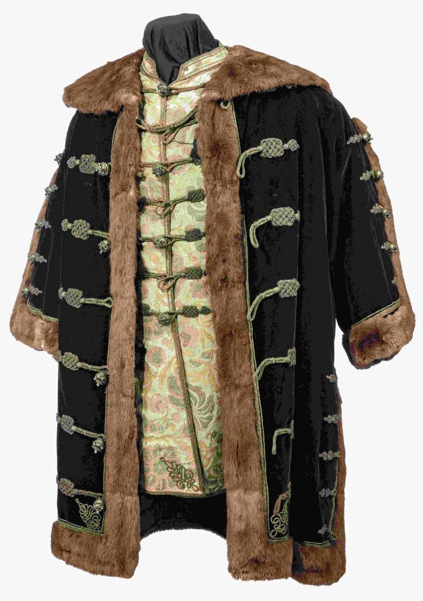 Gala-Kleid eines ungarischen Magnaten, 2. Hälfte 19. Jhdt.