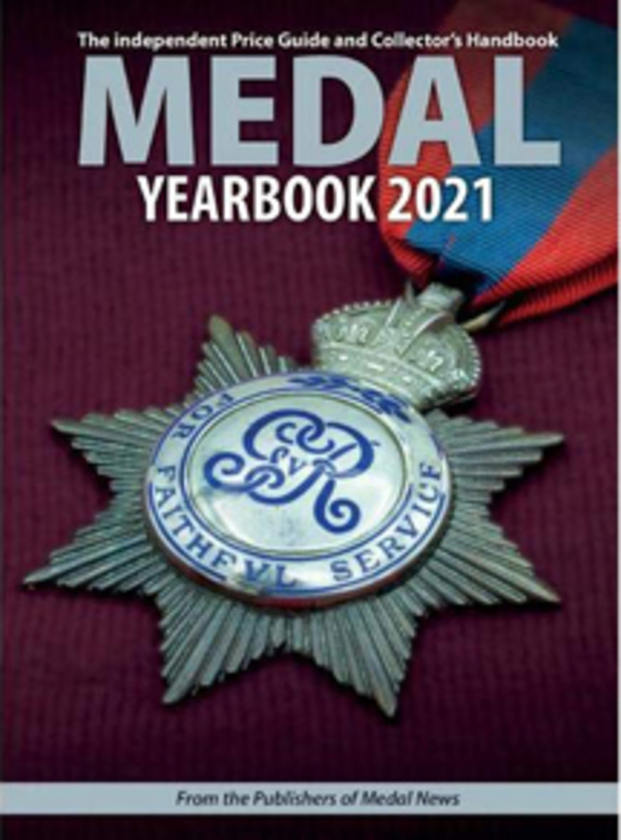 Cover: Medal yearbook 2021