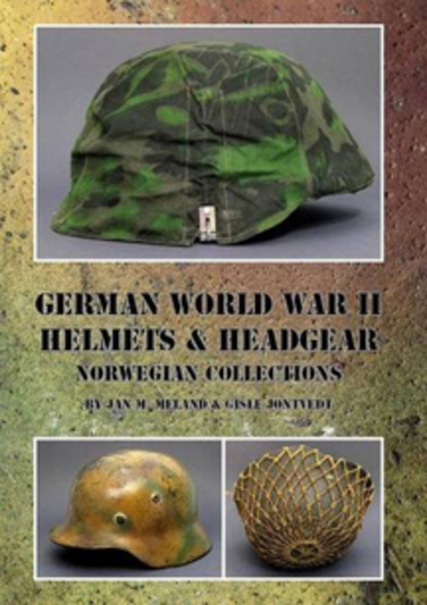 Cover: German WWII Helmets and Headgear