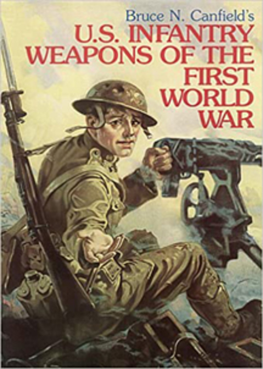 Cover: U.S. Infantry Weapons of the First World War