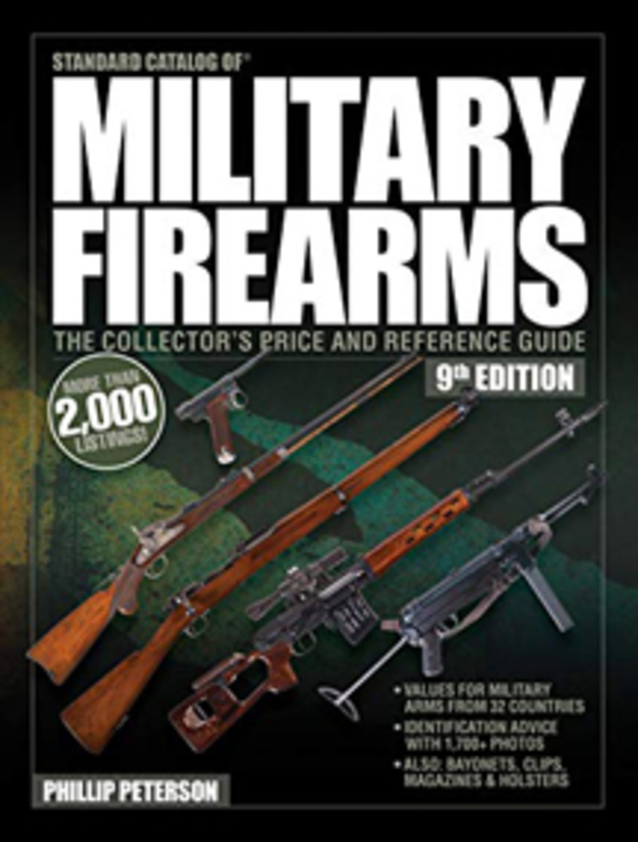 Cover: Standard Catalog of Military Firearms