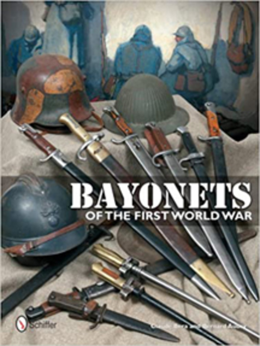 Cover: Bayonets of the First World War