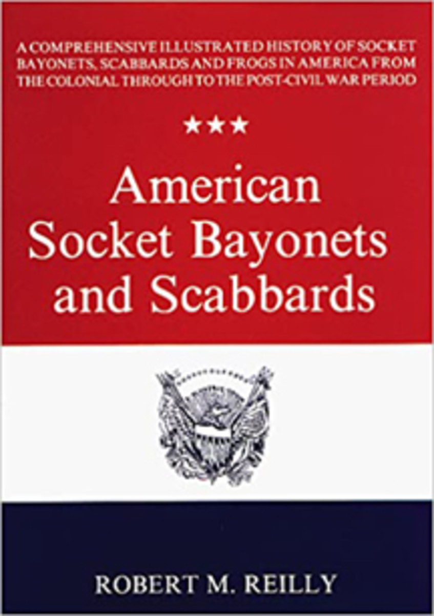 Cover: American Socket Bayonets and Scabbards