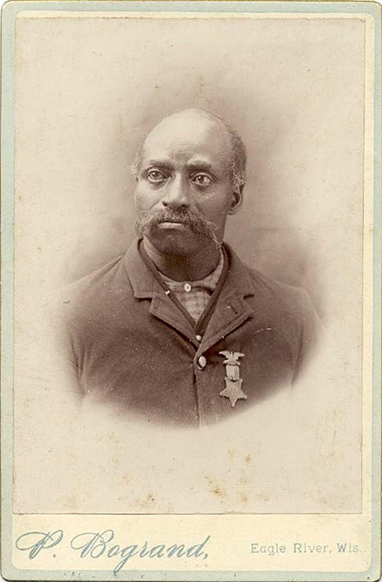 Henry Ashby of Stevens Point