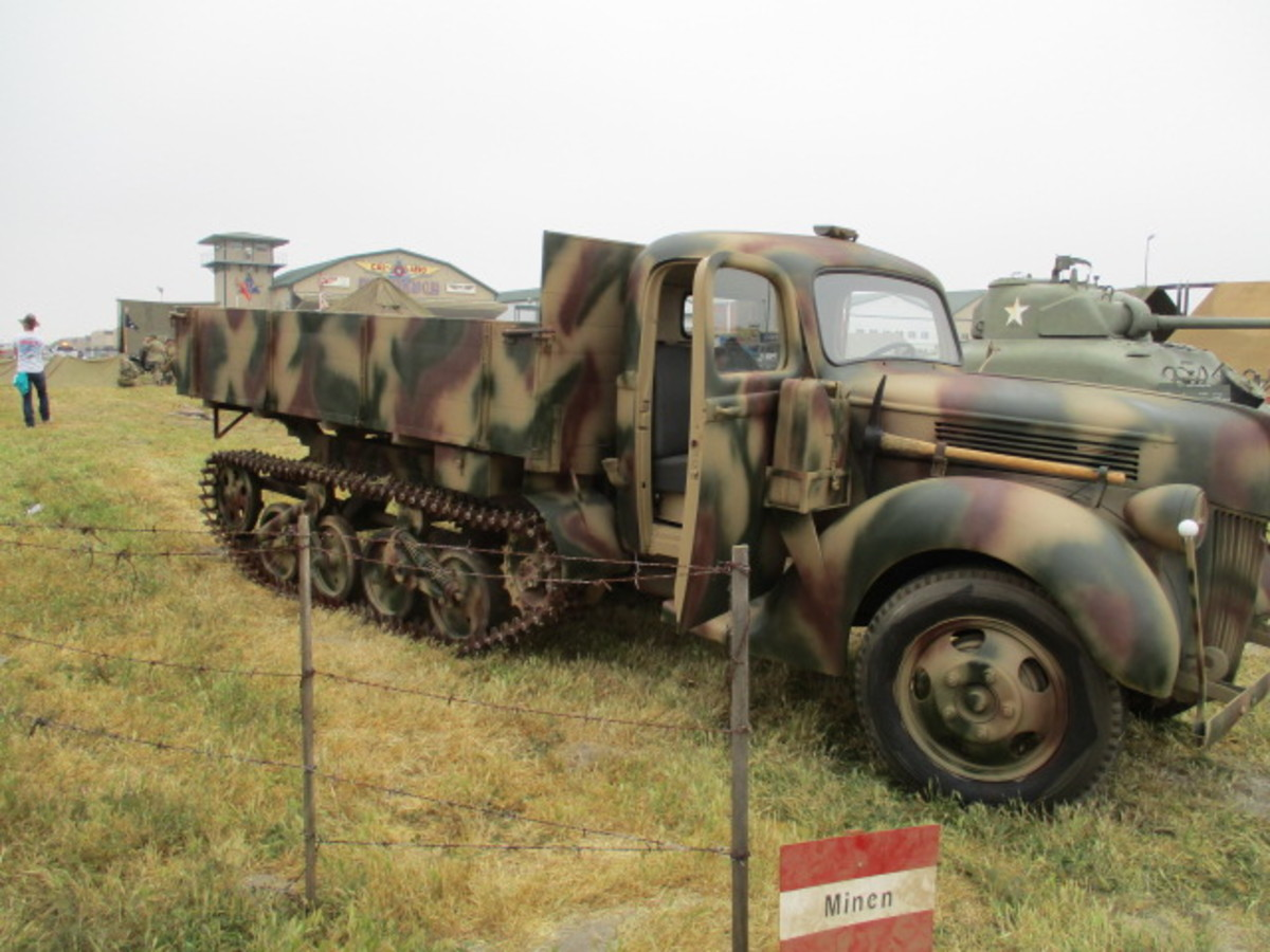 Scott sent these photos of a 1941-42 Ford V3000 Mauliter. He completed the 8-10 year restoration in 2020.