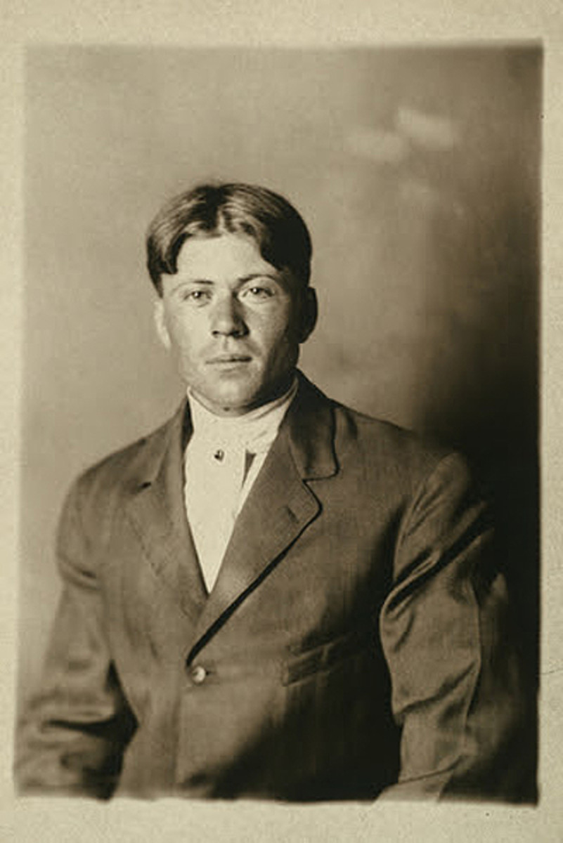 Photo of Grover Cleveland Cooper
