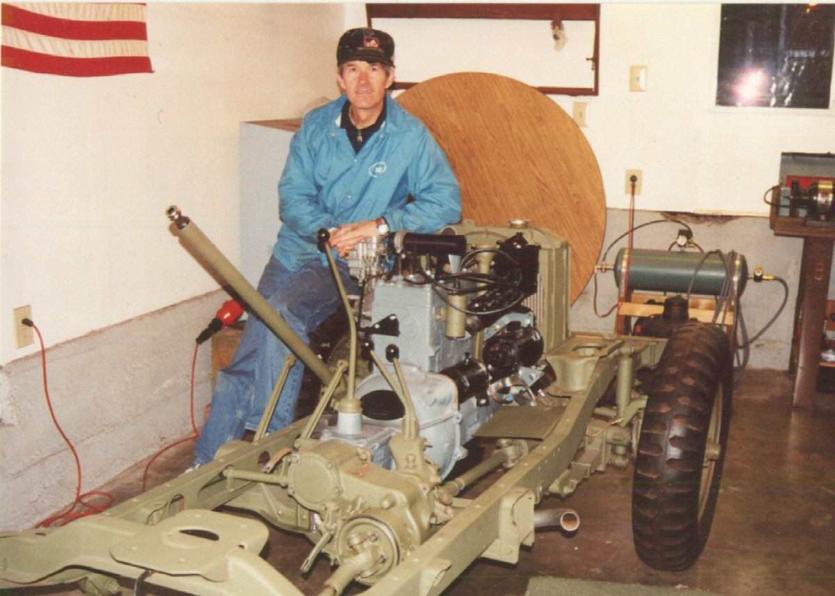 The original plan for the family Jeep was to get it running and give it a coat of paint. The further I dug into the project, the more that original idea faded.