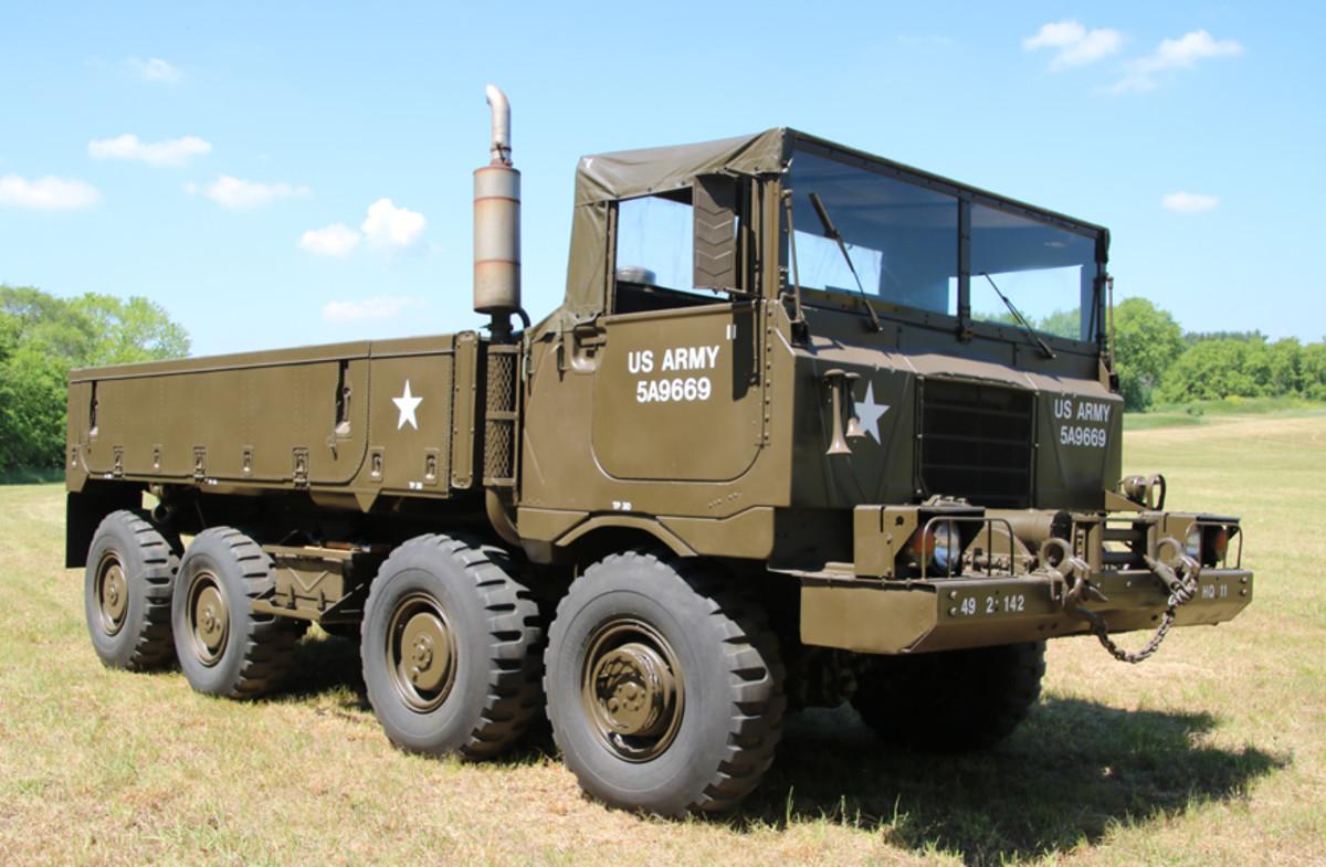 Don Meinhardt's 1969 M656.