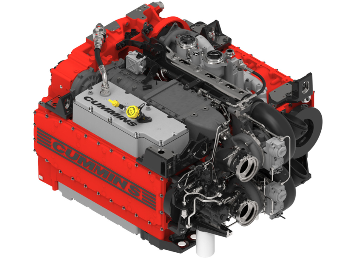 An opposed-piston diesel engine that works on a two-stroke combustion cycle and produces roughly 1,000-horsepower without the need for a valve train may sound like a work of engineering-fiction but this is exactly what Cummins recently delivered for the defense industry.