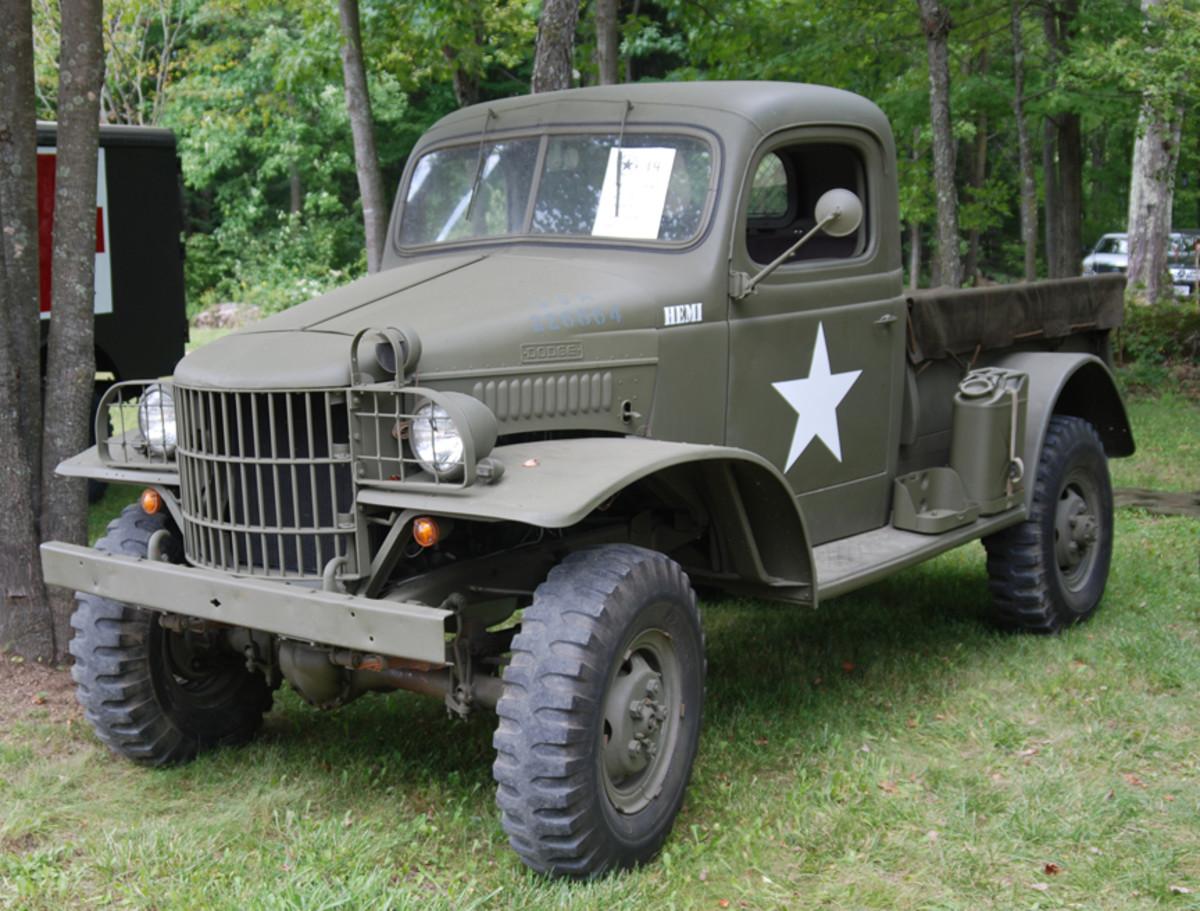 Larry Langer's 1941 WC-12.