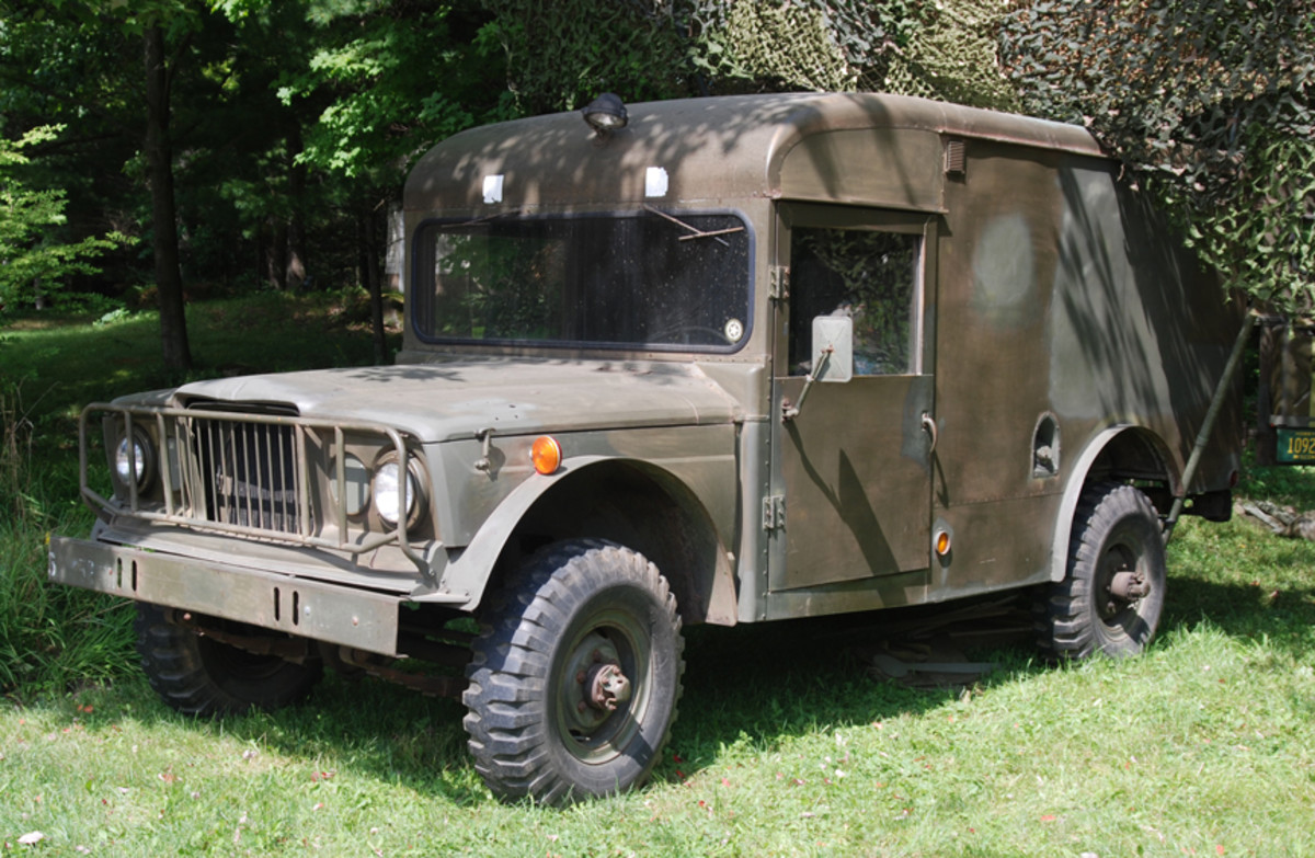 """Bryan Manning's M725 earned the """"Best Starting Point for a Restoration."""""""