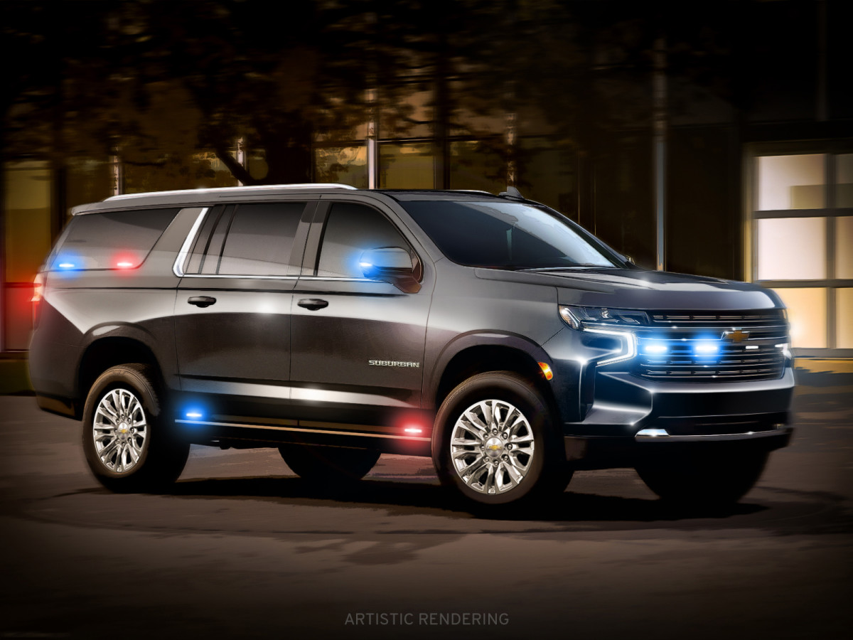 As part of the total development contract valued at $36.4 million, GM Defense will create a purpose-built Heavy-Duty (HD) Suburban, building 10 vehicles over the next two years.